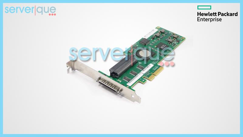 NEW HP SC11Xe Ultra320 Single Channel// PCIe x4 SCSI Host Bus 412911-B21