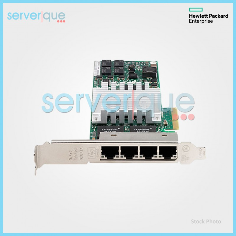 593720-001 HP NC365T 4-port Ethernet Server Adapter